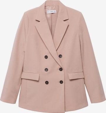 MANGO Bleiseri 'Greta' värissä vaaleanpunainen