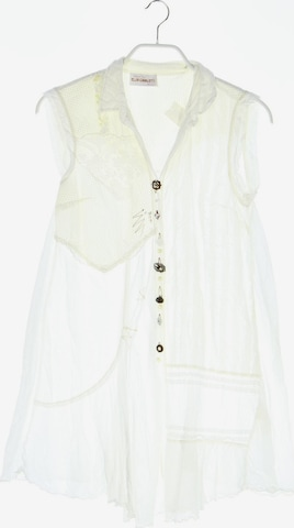 Elisa Cavaletti Blouse & Tunic in S in White