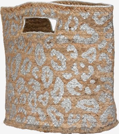 Crickit Strandtasche 'FIORA' in grau, Produktansicht