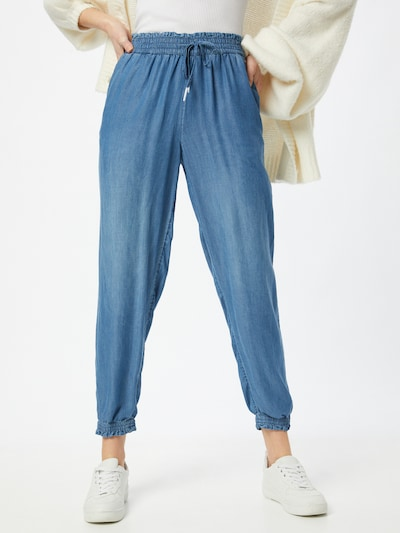 TOM TAILOR DENIM Hose in blue denim, Modelansicht