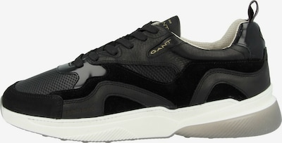 GANT Sneaker in schwarz / weiß, Produktansicht