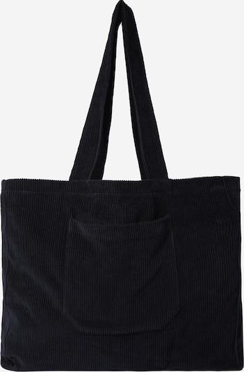 A LOT LESS Nakupovalna torba 'Fray' | črna barva, Prikaz izdelka