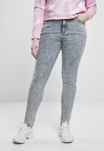 Urban Classics Jeans in hellblau, Modelansicht