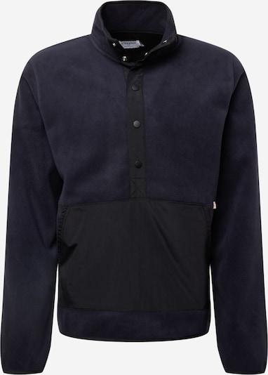 FARAH Sweatshirt in navy / schwarz, Produktansicht