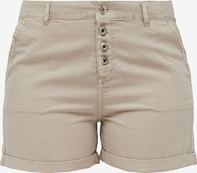 Q/S designed by Shorts in beige, Produktansicht