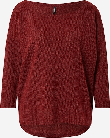 ONLY Pullover 'Alba' in Rot