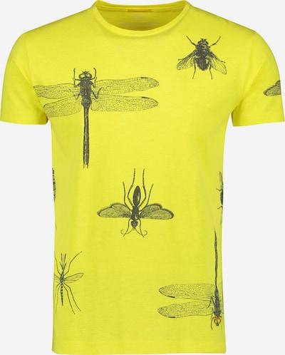 NEW IN TOWN Print-Shirt in gelb / zitronengelb / hellgelb, Produktansicht