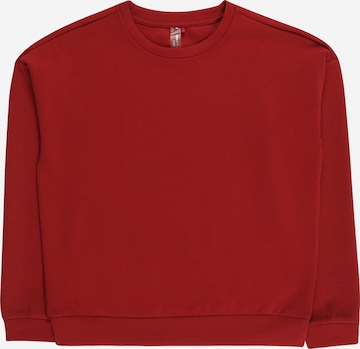 ONLY PLAY Spordidressipluusid 'LOUNGE', värv punane