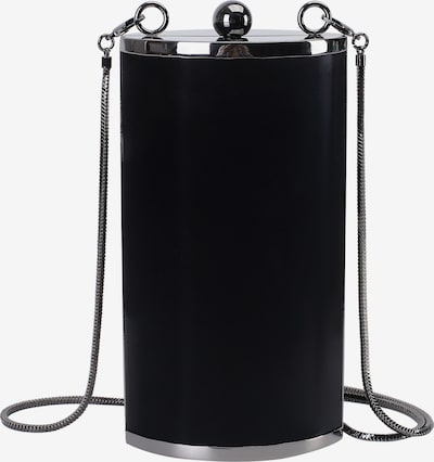 Ekonika Clutch in schwarz, Produktansicht