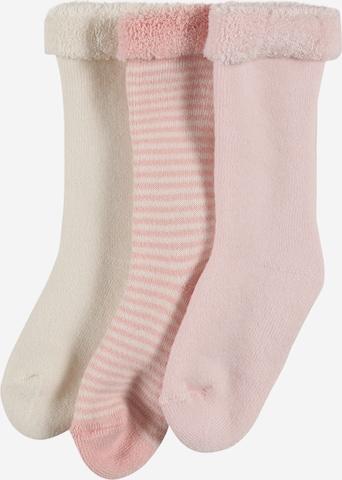 PETIT BATEAU Socken in Pink