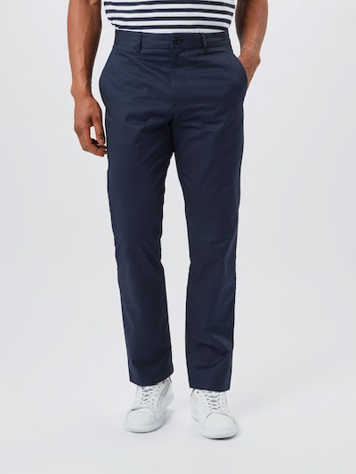 WOOD WOOD Chino trousers 'Marcus' in dark blue, View model