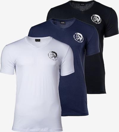 DIESEL T-Shirt in mischfarben, Produktansicht