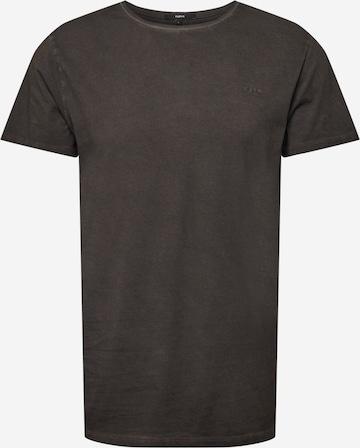 tigha T-Shirt 'Hein' in Grau