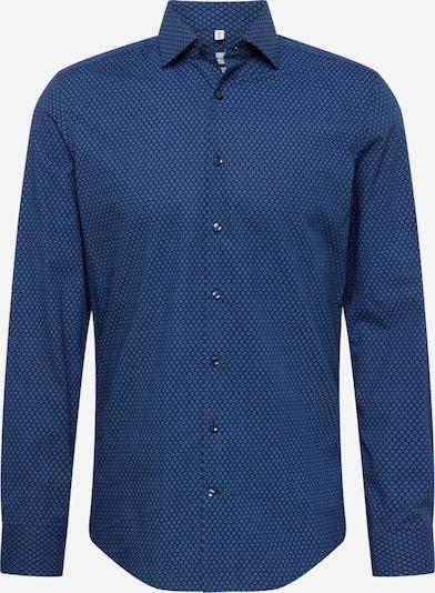 SEIDENSTICKER Button Up Shirt in Blue / Dark blue, Item view