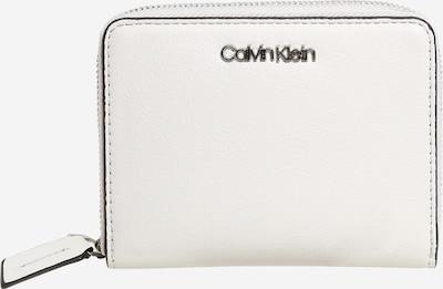 Calvin Klein Portemonnaie in hellgrau, Produktansicht