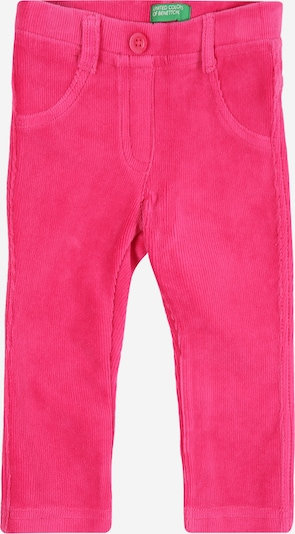 UNITED COLORS OF BENETTON Hose in pink, Produktansicht