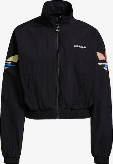 ADIDAS ORIGINALS Jacke in mischfarben / schwarz, Produktansicht