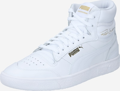PUMA Sneaker 'Ralph Sampson' in gold / weiß, Produktansicht