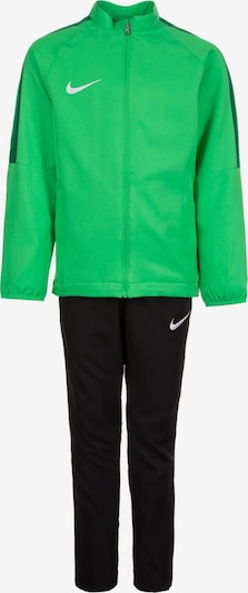 NIKE Trainingsanzug 'Academy 18' in grün / schwarz, Produktansicht