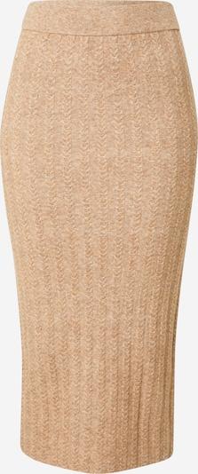 Guido Maria Kretschmer Collection Jupe 'Gwen' en beige, Vue avec produit