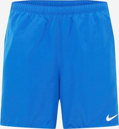NIKE Pantalon de sport 'Challenger' en bleu roi, Vue avec produit