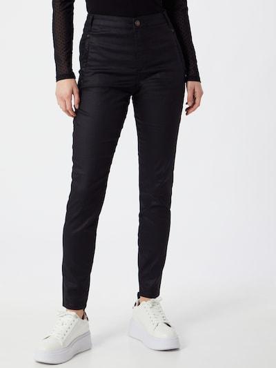FIVEUNITS Hose 'Jolie' in schwarz, Modelansicht