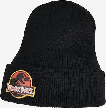 Merchcode Mütze 'Jurassic Park' in Schwarz