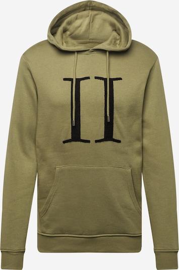 Les Deux Sweatshirt in oliv / schwarz, Produktansicht