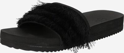 FLIP*FLOP Mule 'Hula' en noir, Vue avec produit