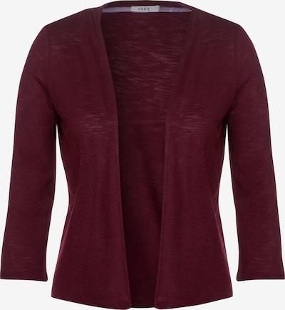 CECIL Cardigan en rouge, Vue avec produit