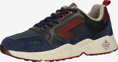 GANT Sneaker in marine / rot / schwarz, Produktansicht