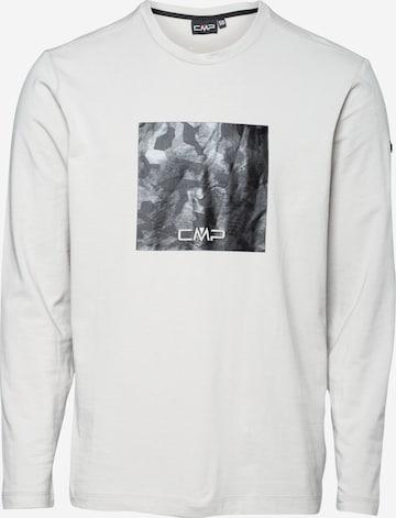 balts CMP Sporta krekls