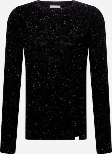 NOWADAYS Sweater in Black / mottled white, Item view