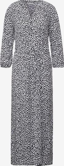 Rochie tip bluză STREET ONE pe gri / alb, Vizualizare produs