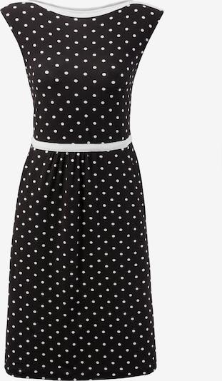 Aniston SELECTED Sommerkleid in schwarz / weiß, Produktansicht