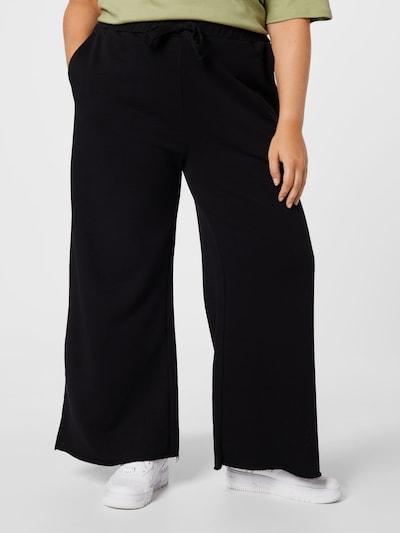 NU-IN Plus Hose in schwarz: Frontalansicht