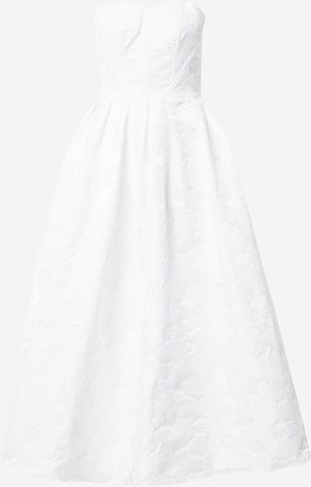 Chi Chi London Kleid in weiß, Produktansicht