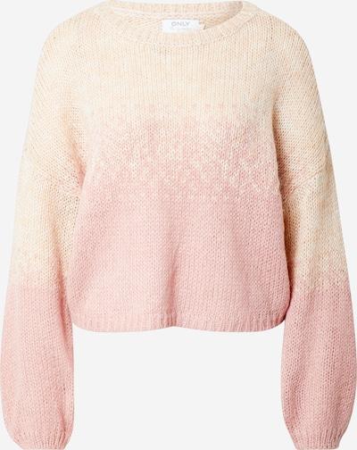 Pullover 'Kuna' ONLY di colore stucco / rosa / cipria, Visualizzazione prodotti