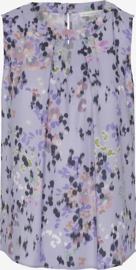 ETERNA ohne Arm Bluse MODERN CLASSIC in lila, Produktansicht