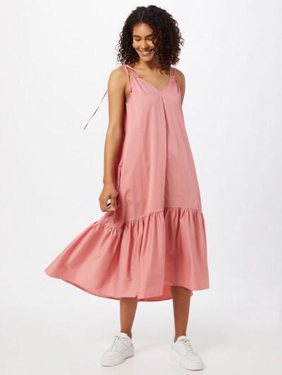 Rochie 'Amela' Twist & Tango pe roz pal, Vizualizare model