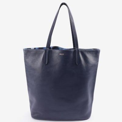 Emilio Pucci Wendeshopper in M in blau, Produktansicht