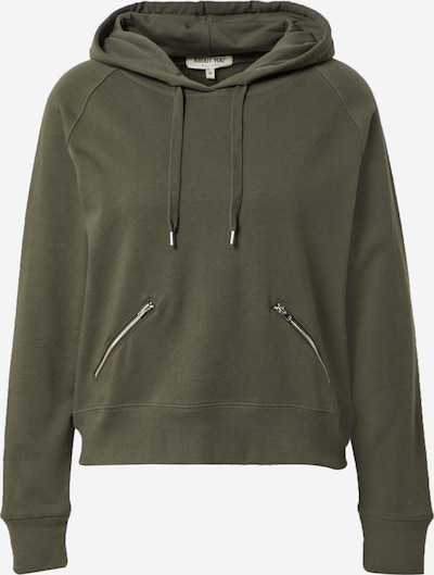 ABOUT YOU Sweatshirt 'Hedda' in khaki, Produktansicht
