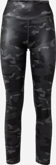 NIKE Sporthose in grau / dunkelgrau / schwarz, Produktansicht