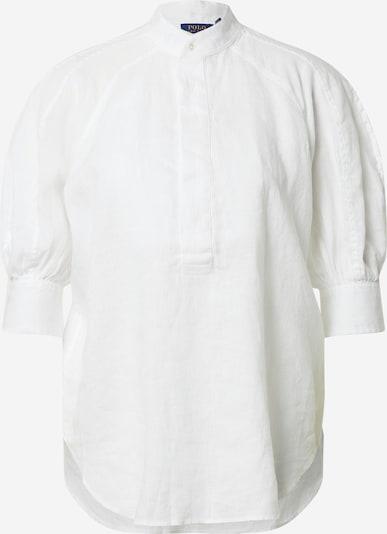 POLO RALPH LAUREN Blusa 'CICI' en blanco, Vista del producto