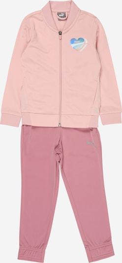 PUMA Trainingsanzug 'Poly' in pink / rosa, Produktansicht