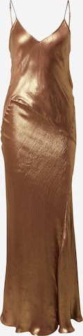 Robe de soirée Mes Demoiselles en bronze