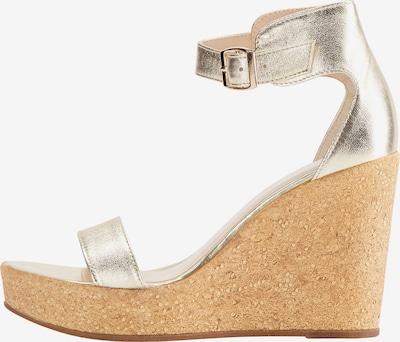IZIA Sandalette in silber, Produktansicht
