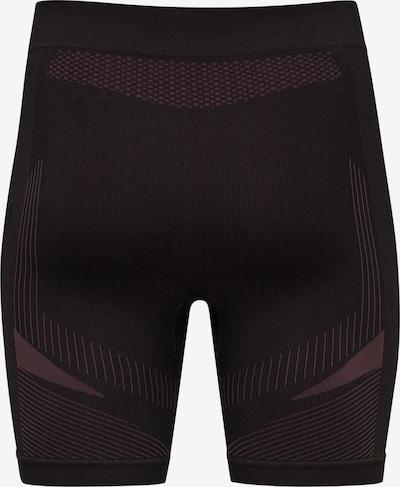 Hummel Sporthose in mischfarben / schwarz, Produktansicht