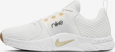 Pantofi sport NIKE pe alb, Vizualizare produs