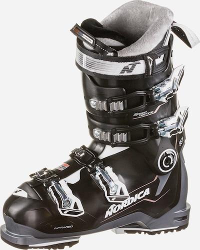 NORDICA Skischuh 'Speedmachine 95' in basaltgrau / schwarz, Produktansicht